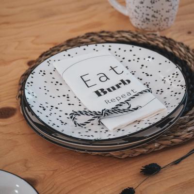20 Servetten Eat Burb Repeat-16,5 x16,5cm