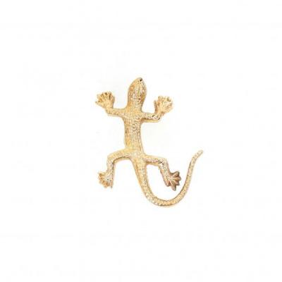 Deurknop Salamander - 10x8,5x2cm