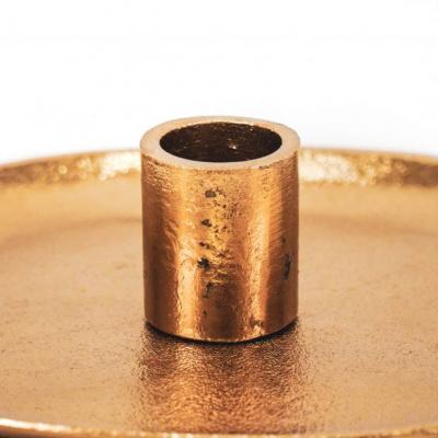 Kandelaar Goud - Vierkant - 14,5x3cm