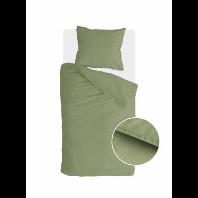 Dekbedovertrek Soft Structure Groen - 135x200 cm
