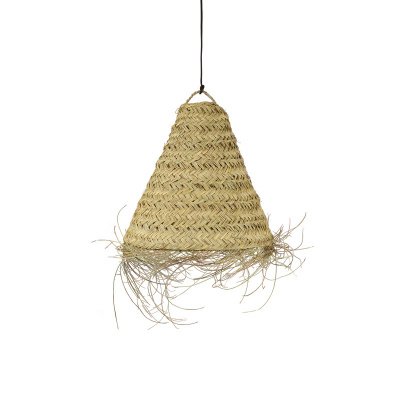 Essaouira Lamp Driehoek Naturel S
