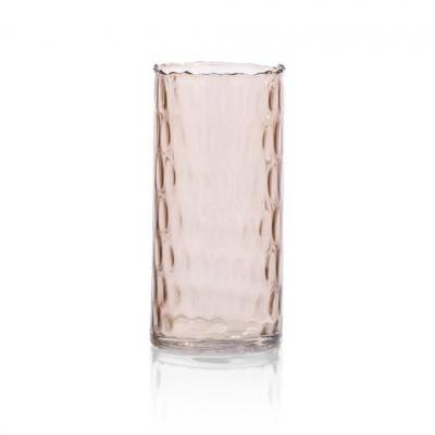 Glazen Vaas - Bruin