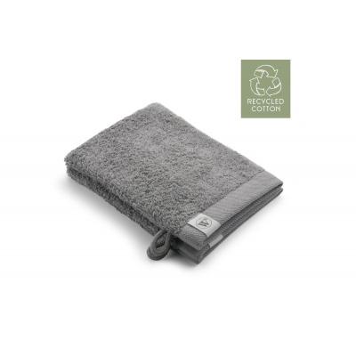Waschen Hand Remade Baumwoll Taupe (Set 2 Stück) - 16x21 cm