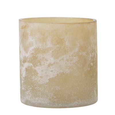 Macha votief natuurglas