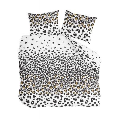 Bettbezug Dschungelfelsen weiß - 240x220 cm