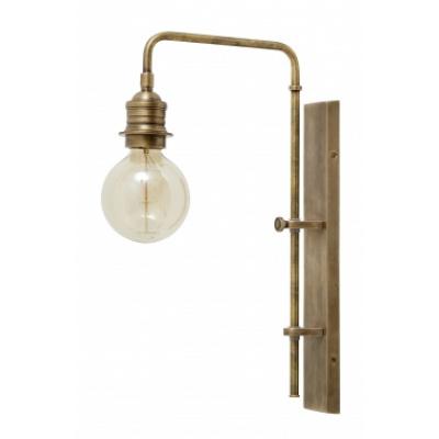 Wandlamp Voor Deco Lamp, Messing, Groot