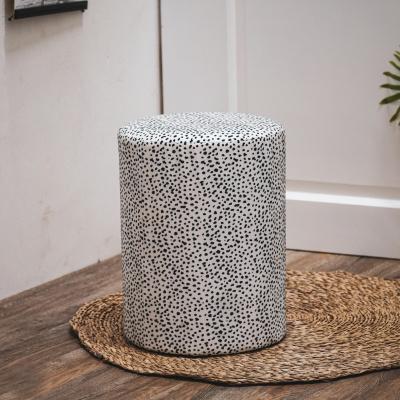 Poef Cheeta-31x31x40 cm