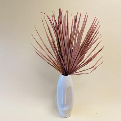 Palmblatt Rosa - 2 Stück