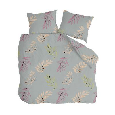 Bettbezug sein lassen Grau - 240x220 cm