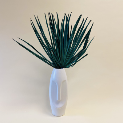 Palmblatt Dark Green - 2 Stück