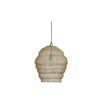 Juno Draad Lamp, Hangend, Goudkleurige