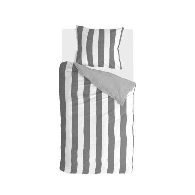 Bettdecke der Bettdecke Everline Anthrazit - 155x220 cm