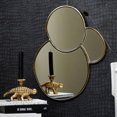 Fick Perfect Spiegel Trio - Gold - 43x28x1cm