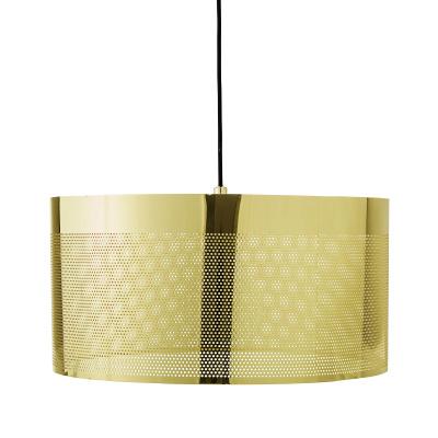 Munir hanglamp goud metaal