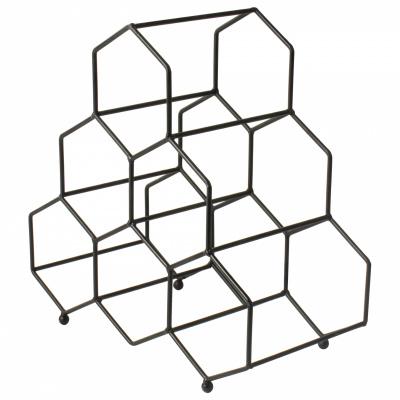 Metallweingestell 33x16x33cm