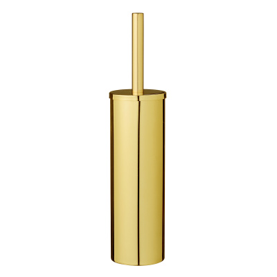Loupi toiletborstel goud metaal