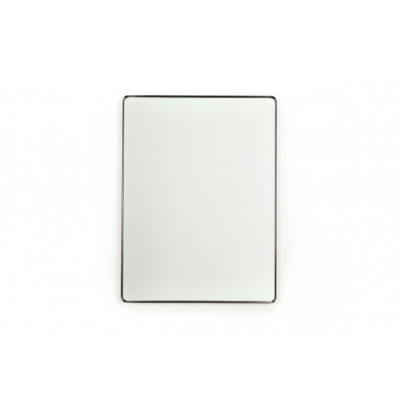 Rechthoekige Spiegel Zwart- 60x80cm