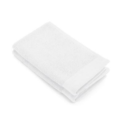 Gastendoek Soft Cotton Wit (set 2 stuks) - 30x50 cm