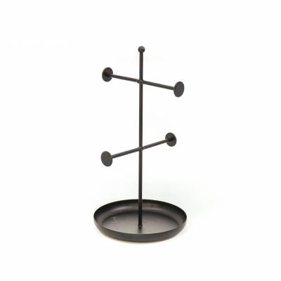 Sierradenhouder Zwart - 13x13x25cm