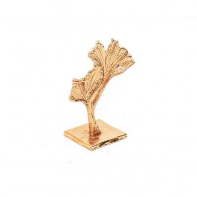 Decoratie Bladeren - 9x4,5x10,5cm