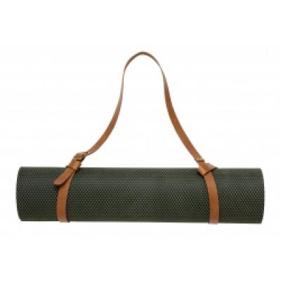 Yoga Lederband für Yoga-Matte L.Bruin