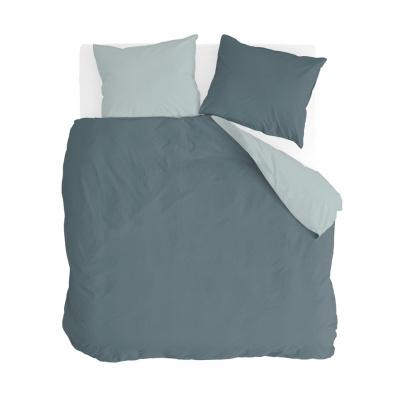 Bettbezüge seitlich Green / Jade - 240x220 cm