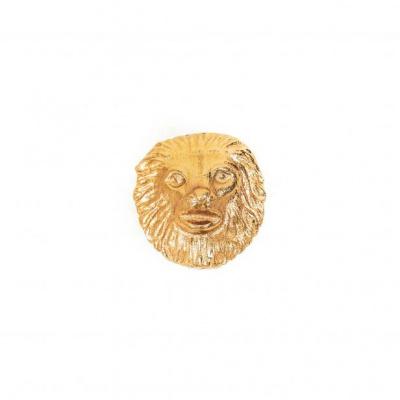 Deurknopjes Leeuw - 8x8x5cm