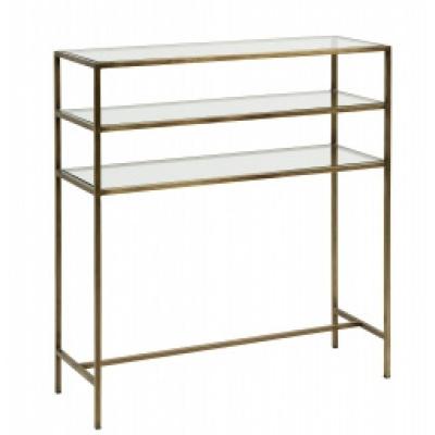 Icon Hal Tafel, Glazen Planken, Gouden