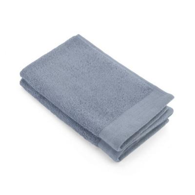 Gastendoek Soft Cotton Blauw (set 2 stuks) - 30x50 cm