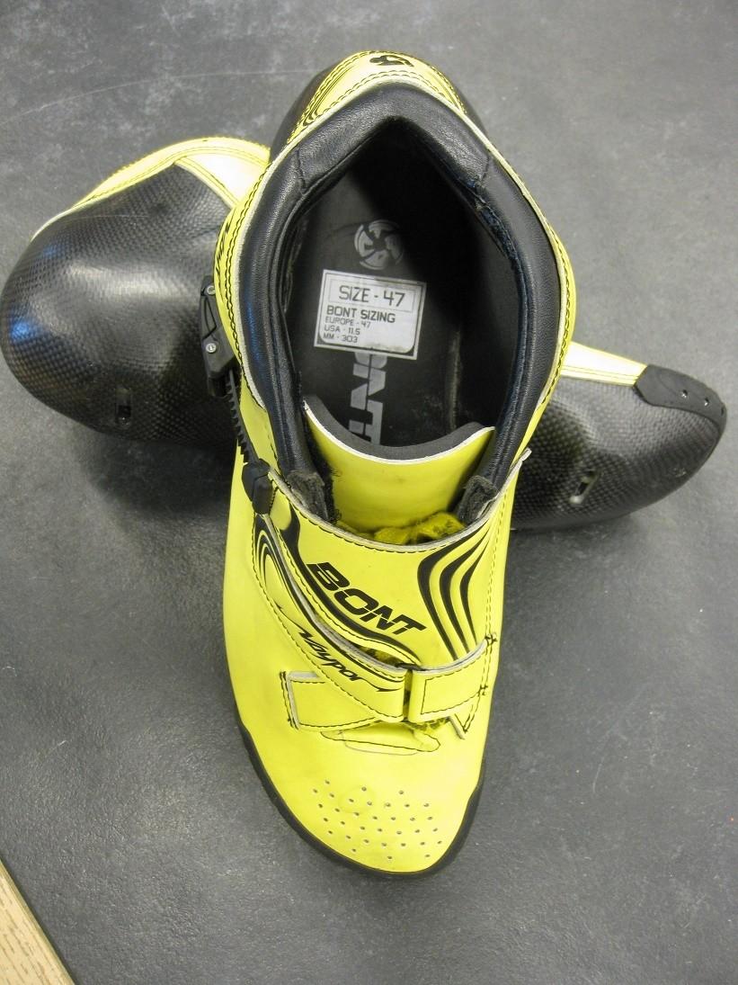 4d2999f9cca Bont Vaypor inline (skeeler) schoen. Maat 47. Brun.nl Heumen