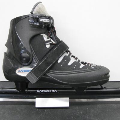 Foto van Zandstra soft boot schaats