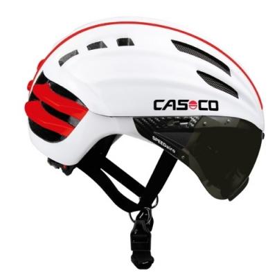 Foto van Casco helm airo met vizier.