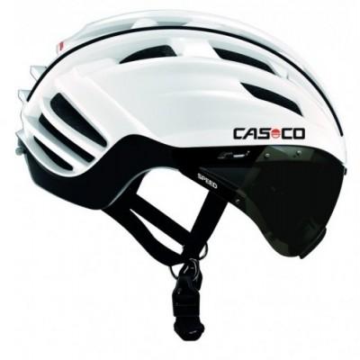 Casco helm ster met vizier