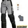 Afbeelding van Blaklader werkbroek 1575-1507 EN531 EN470-1, zwart/antraciet, C58