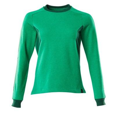 Mascot 18394-962 Sweatshirt gras groen/groen