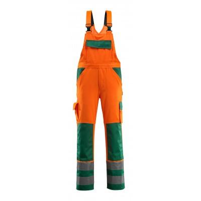 Mascot Barras | 7169-860 | 01403-hi-vis oranje/groen