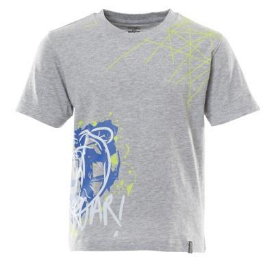 Foto van Mascot 18982-965 T-shirts voor kinderen grey