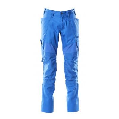 Mascot 18579-442 Broek met kniezakken azur blauw