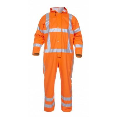 Hydrowear Overton regenoverall rws | 018901-14 | oranje