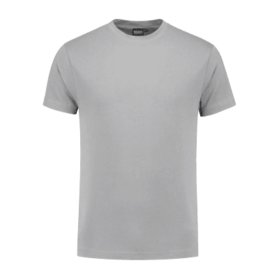 Foto van Indushirt TO 180 (GOTS) T-shirt grijs
