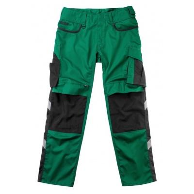 Mascot Lemberg werkbroek groen/zwart | 13079-230
