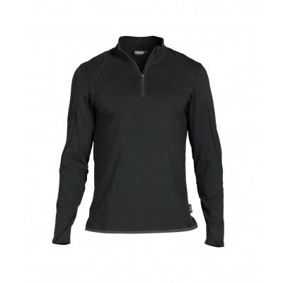 Foto van Dassy t-shirt SONIC | 710012 | zwart/antracietgrijs