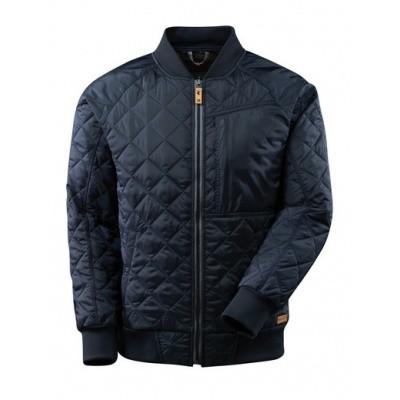 Foto van Knitted Jacket, half zip, membrane