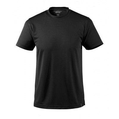 T-shirt CoolDry | 17382-942 | 09-zwart