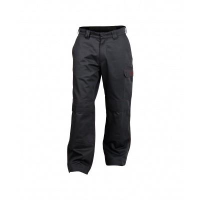Foto van Dassy vlamvertragende broek ARIZONA | 200778 | zwart