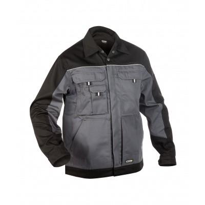 Dassy werkjack LUGANO | 300183 | cementgrijs/zwart