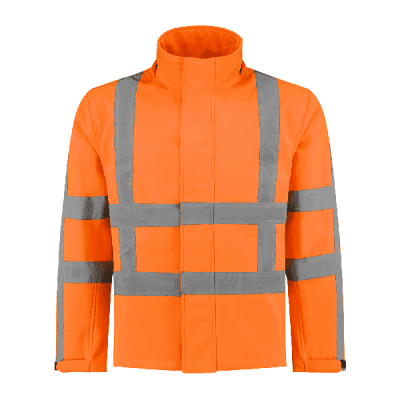 Foto van Veiligheidsvest oranje RWS| VVRWS100 | 014-oranje