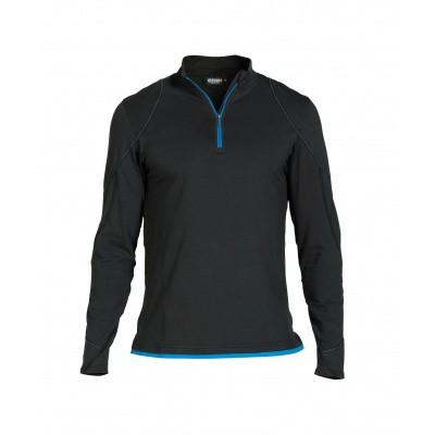Foto van Dassy t-shirt SONIC | 710012 | zwart/azuurblauw