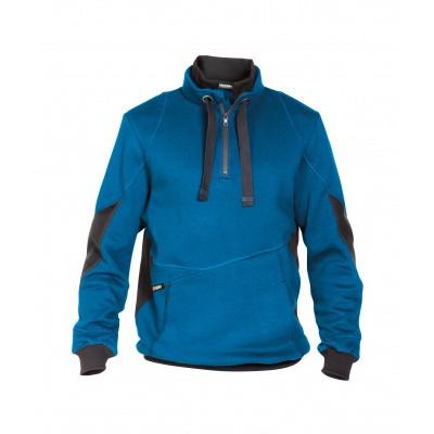 Dassy sweater STELLAR | 300394 | azuurblauw/antracietgrijs