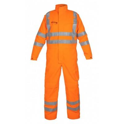 Foto van Hydrowear Melbourne overall multinorm | 043418-14 | oranje